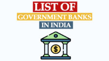 List of Govt. Banks in India
