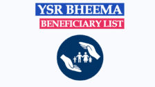 YSR Bheema Beneficiary List 2021