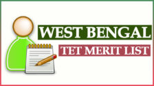 West Bengal Primary Teacher Result at wbbpe.org Merit List