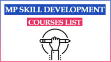 MP Skill Development Scheme Courses List |Mukhya Mantri Kaushalya Yojana 2021