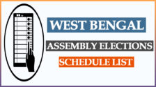West Bengal Election Polling Date 2021 List