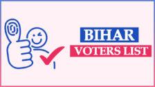 Bihar Panchayat Election Voter List 2021 Download from sec.bihar.gov.in