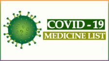 Covid Medicine List   Latest Updated Treatment and Best Corona Tablets List for Coronavirus (COVID-19)