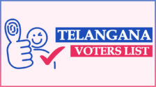 CEO Telangana Voter List PDF 2021 Search by Name | Download Voter ID at tsec.gov.in