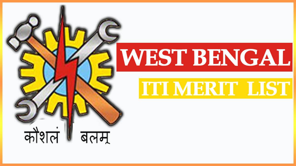 WB ITI Merit List